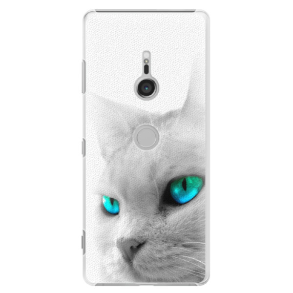 Plastové pouzdro iSaprio - Cats Eyes - Sony Xperia XZ3