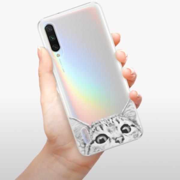 Plastové pouzdro iSaprio - Cat 02 - Xiaomi Mi A3