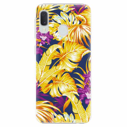 Plastový kryt iSaprio - Tropical Orange 04 - Samsung Galaxy A20e