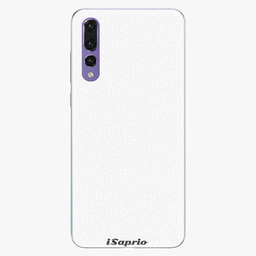 Plastový kryt iSaprio - 4Pure - bílý - Huawei P20 Pro