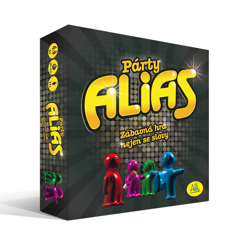 Hra ALBI Párty Alias