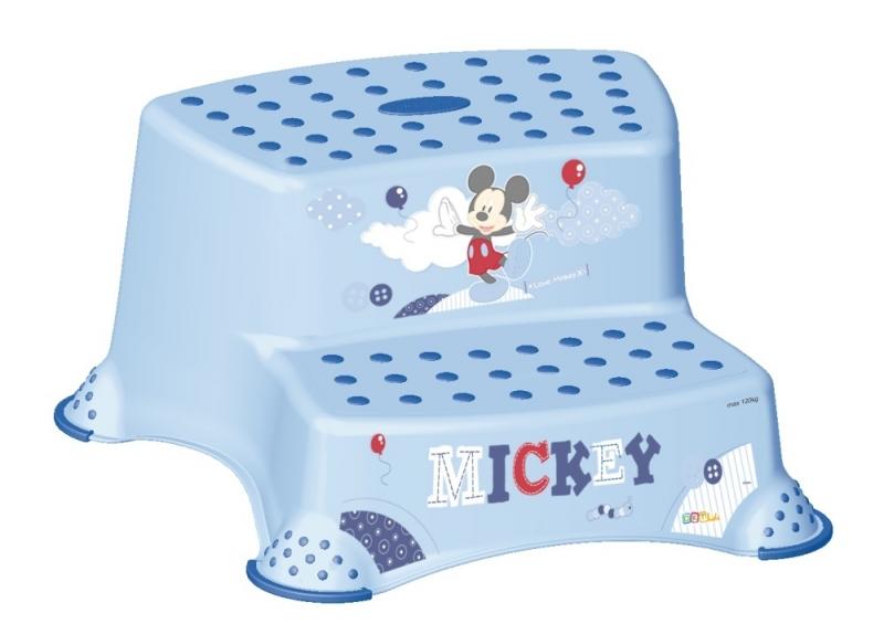keeeper-stolicka-schudky-s-protiskluzovou-funkci-mickey-mouse-modra