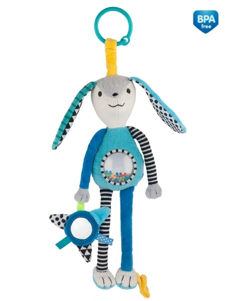 canpol-babies-zavesna-plysova-hracka-se-zrcatkem-a-chrastitkem-modra