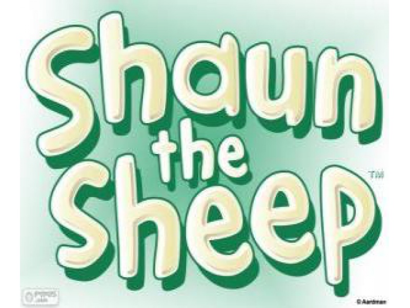 Shaun the Sheep - Rolovací omalovánky s pastelkami Ovečka Shaun