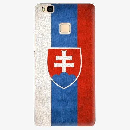Plastový kryt iSaprio - Slovakia Flag - Huawei Ascend P9 Lite