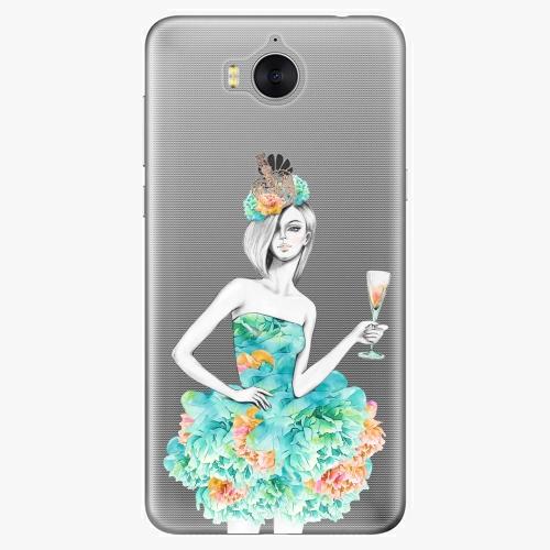 Plastový kryt iSaprio - Queen of Parties - Huawei Y5 2017 / Y6 2017
