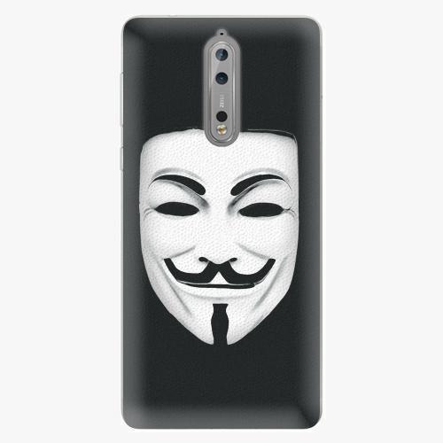 Plastový kryt iSaprio - Vendeta - Nokia 8