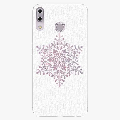 Plastový kryt iSaprio - Snow Flake - Asus ZenFone 5Z ZS620KL