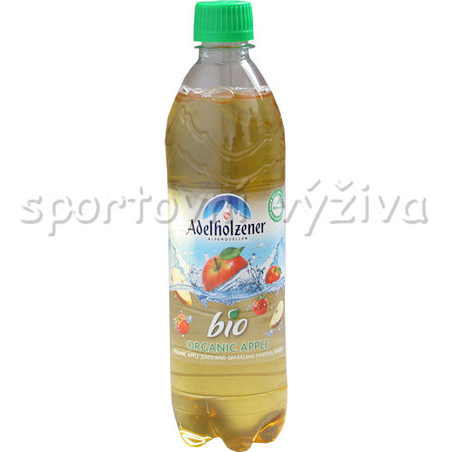 BIO Schorle 500ml-organic-apple
