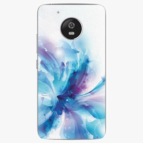 Plastový kryt iSaprio - Abstract Flower - Lenovo Moto G5