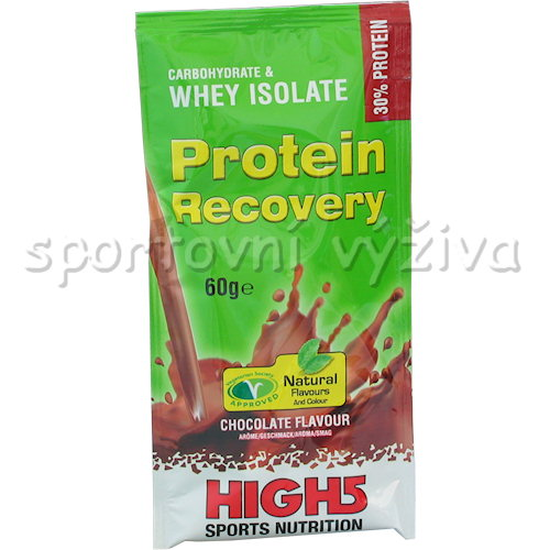 Protein Recovery - 60g-banana-vanilla