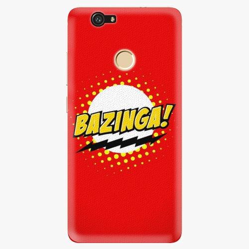 Plastový kryt iSaprio - Bazinga 01 - Huawei Nova