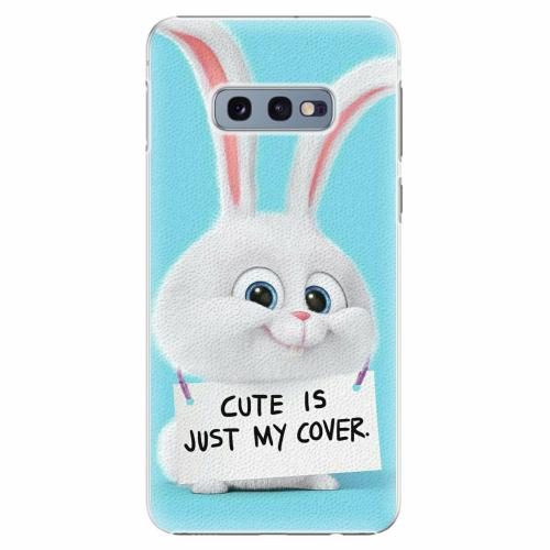 Plastový kryt iSaprio - My Cover - Samsung Galaxy S10e
