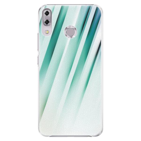 Plastové pouzdro iSaprio - Stripes of Glass - Asus ZenFone 5Z ZS620KL