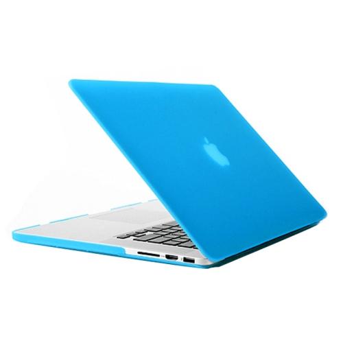 Polykarbonátové pouzdro / kryt iSaprio pro MacBook Retina 13 modré