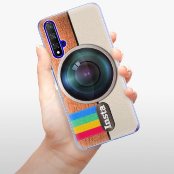 Plastové pouzdro iSaprio - Insta - Huawei Honor 20