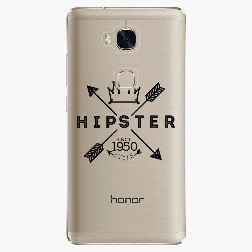 Plastový kryt iSaprio - Hipster Style 02 - Huawei Honor 5X