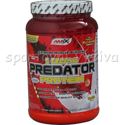 100% Predator Protein - 700g-vanilla