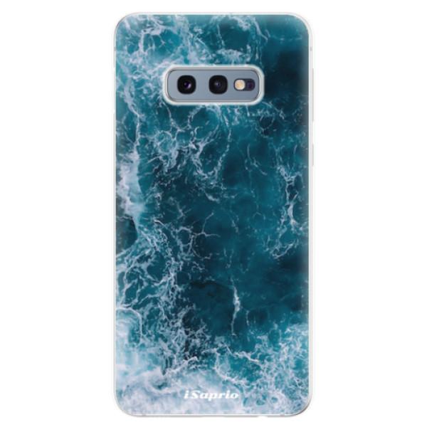 Odolné silikonové pouzdro iSaprio - Ocean - Samsung Galaxy S10e