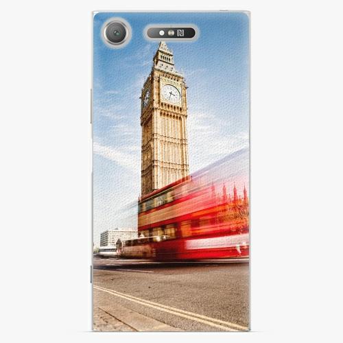Plastový kryt iSaprio - London 01 - Sony Xperia XZ1
