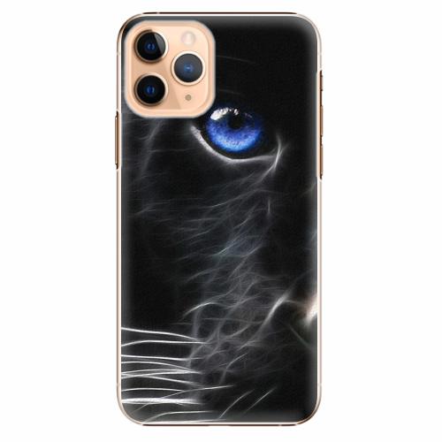 Plastový kryt iSaprio - Black Puma - iPhone 11 Pro