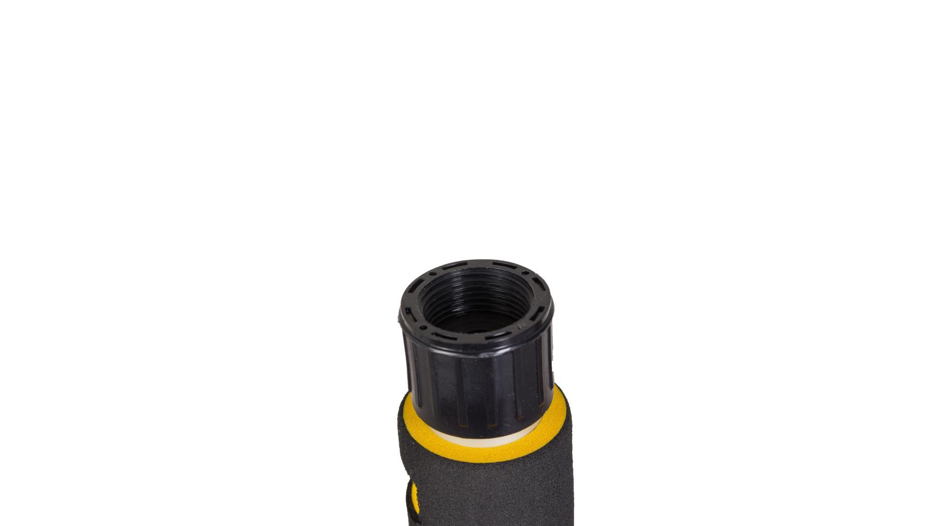 4CARS Premium Umývacia kefa teleskopická 133-300cm + ventil