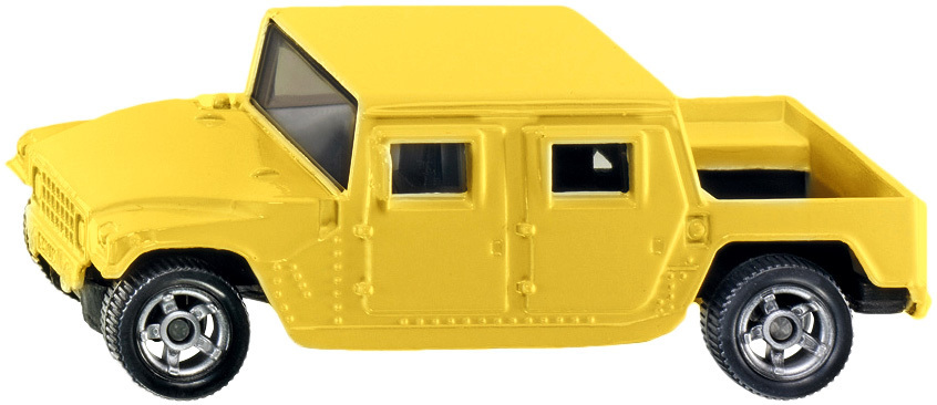 SIKU Auto Canyon Hummer Pick-Up KOV