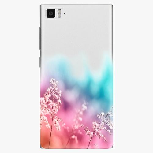 Plastový kryt iSaprio - Rainbow Grass - Xiaomi Mi3