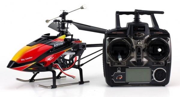 Vrtulník MT400PRO brushless 2,4 Ghz