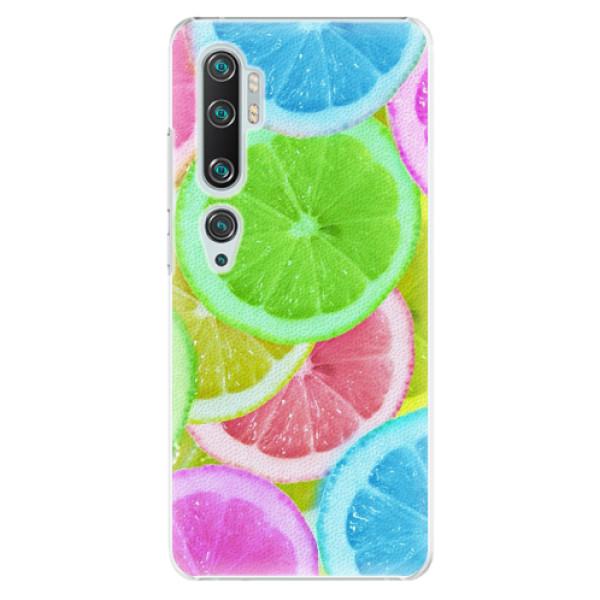 Plastové pouzdro iSaprio - Lemon 02 - Xiaomi Mi Note 10 / Note 10 Pro