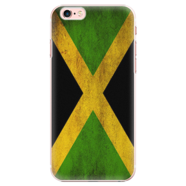 Plastové pouzdro iSaprio - Flag of Jamaica - iPhone 6 Plus/6S Plus
