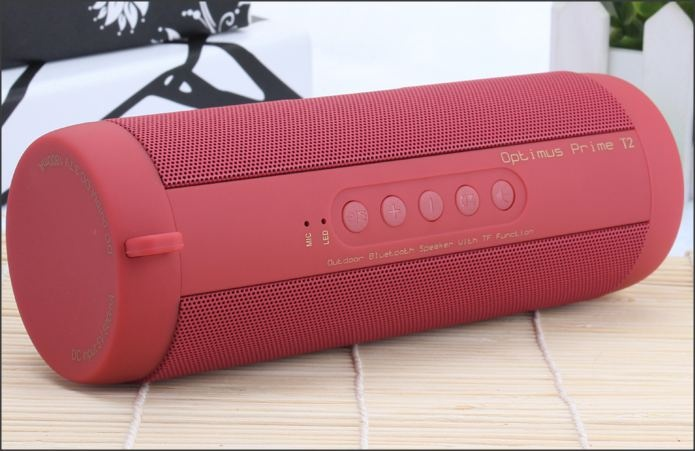 Reproduktor Original T2 - Červená