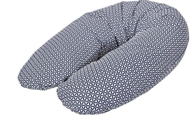 Kojící polštář - relaxační poduška Cebuška Physio Multi - Rozetky