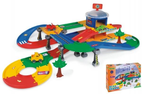 kid-cars-3d-garaz-2-patra-s-cestou-plast-5-5m-v-krabici-79x54x14cm-wader