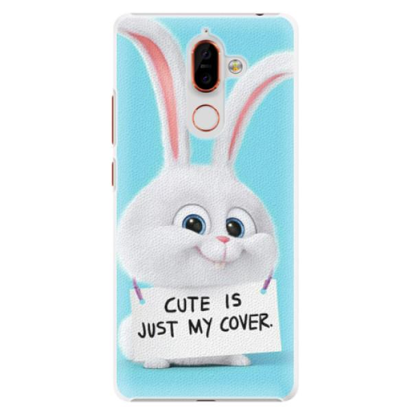 Plastové pouzdro iSaprio - My Cover - Nokia 7 Plus