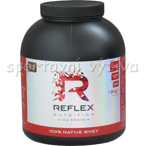 100% Native Whey Protein - 1800g-cokolada