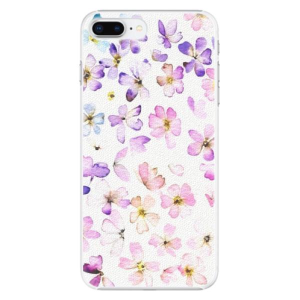 Plastové pouzdro iSaprio - Wildflowers - iPhone 8 Plus