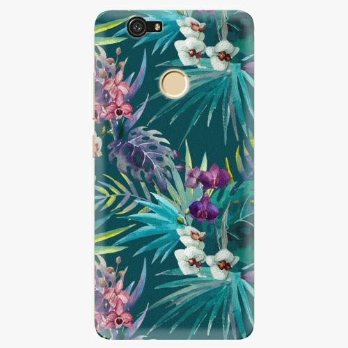 Plastový kryt iSaprio - Tropical Blue 01 - Huawei Nova