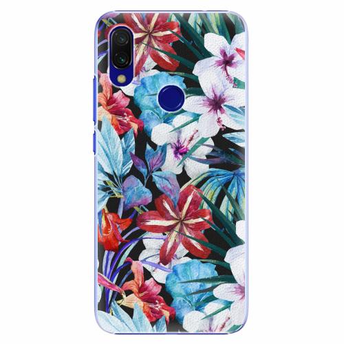 Plastový kryt iSaprio - Tropical Flowers 05 - Xiaomi Redmi 7