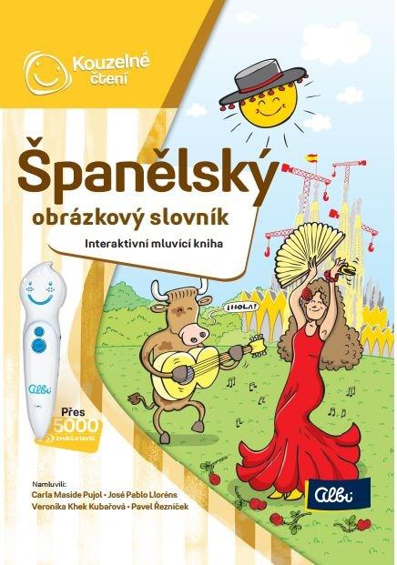 KČ Kniha Španělský obr. slovník