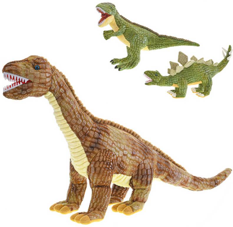 PLYŠ Dinosaurus 62-73cm 3 druhy *PLYŠOVÉ HRAČKY*