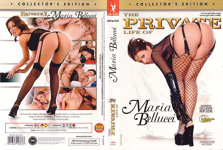 DVD Private, Maria Bellucci