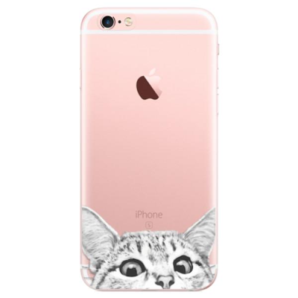 Odolné silikonové pouzdro iSaprio - Cat 02 - iPhone 6 Plus/6S Plus