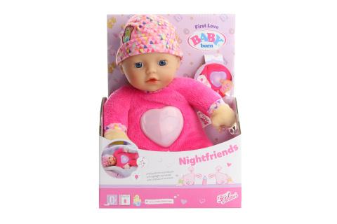 BABY born® First Love Svítí ve tmě