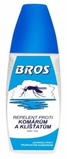 Repelentní sprej proti komárům a klíšťatům 50 ml