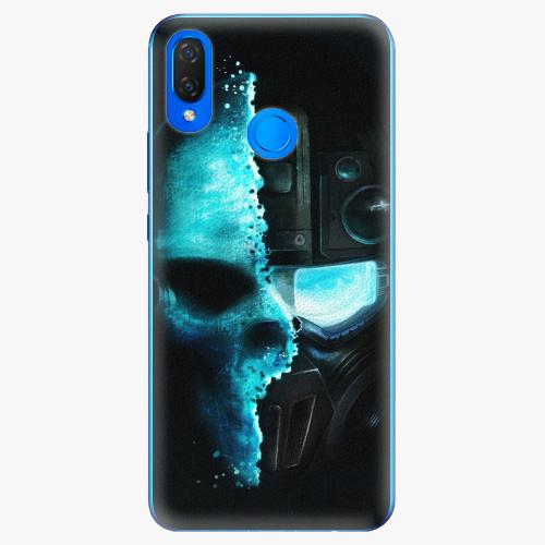 Plastový kryt iSaprio - Roboskull - Huawei Nova 3i