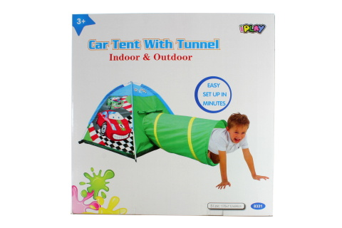 Stan auta s tunelem
