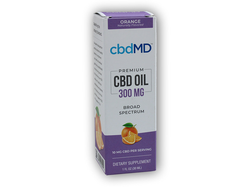 CBD Olejová tinktura 300mg