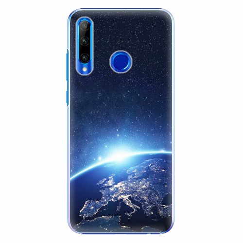 Plastový kryt iSaprio - Earth at Night - Huawei Honor 20 Lite