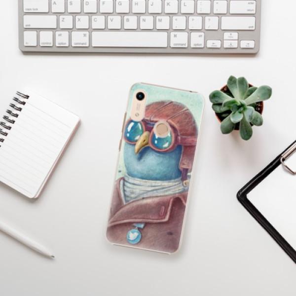 Plastové pouzdro iSaprio - Pilot twitter - Huawei Honor 8A